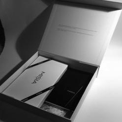 Message de la boîte cadeau réalisé par Raphaëlle Rédactrice, concepteur rédacteur web à Paris
