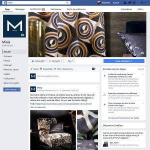 Page Facebook animée par Raphaëlle Rédactrice, Brand Content Manager à Paris.