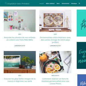 Le Content Manager gère les blogs de marque