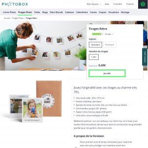 Pages produits crées par un Content Manager